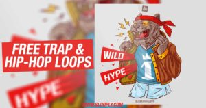 Wild Hype - A Free Trap Sample Pack From R-Loops