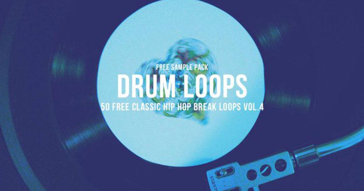50 Classic Hip Hop Breaks Free Download