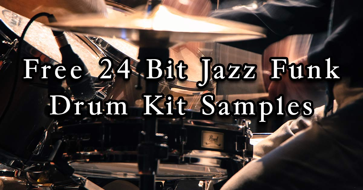 Orange Tree Samples - Free Jazz Funk Drum Sample Pack | Free Sample