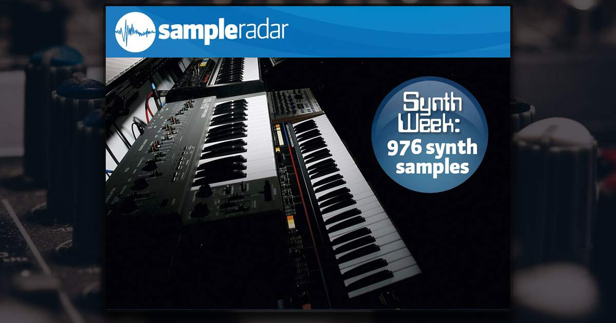 976 Free Classic Synth Samples To Download