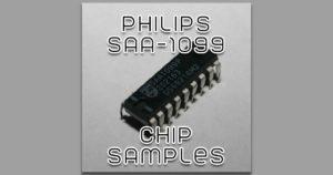 Free Philips SAA-1099 Hardware Chip Samples