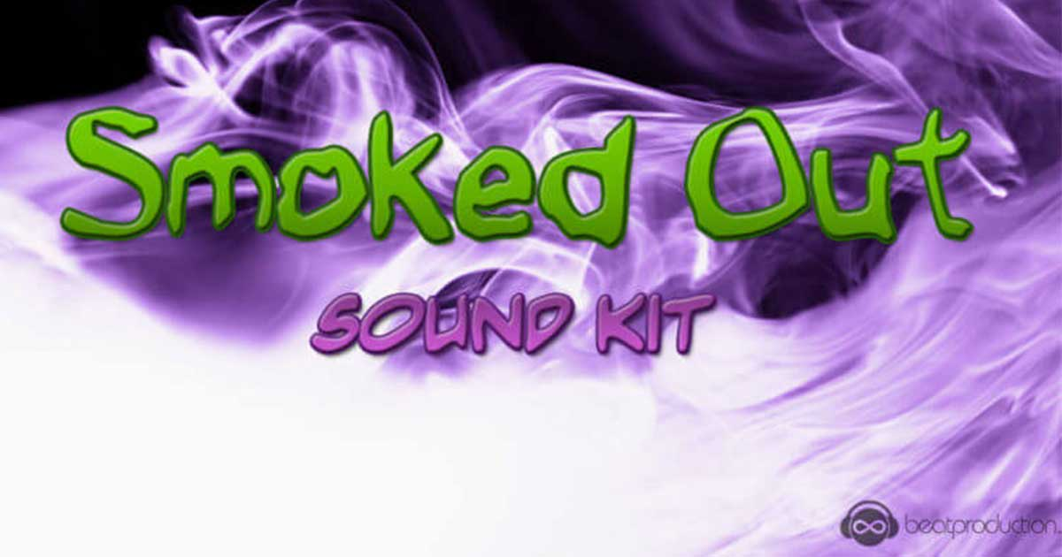 Smoked Out Drumkit - A Free Samplepack For HipHop