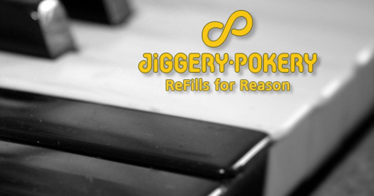 Jiggery Pokery Free Reason Refills