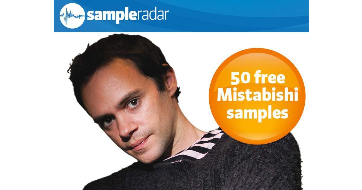 Mistabishi - 50 Free DNB & Dubstep Samples