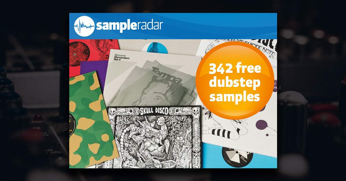 Download 342 Free Dubstep Samples Now