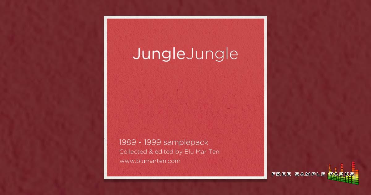Download Free Jungle Jungle Sample Pack