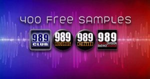 400 Free Samples From 989Records