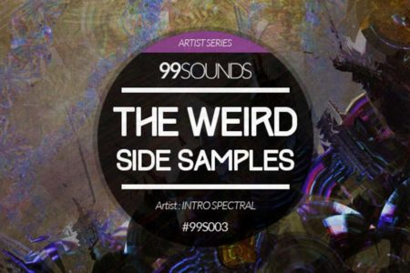 99Sounds - The Weird Side Samples | Free Sample Packs