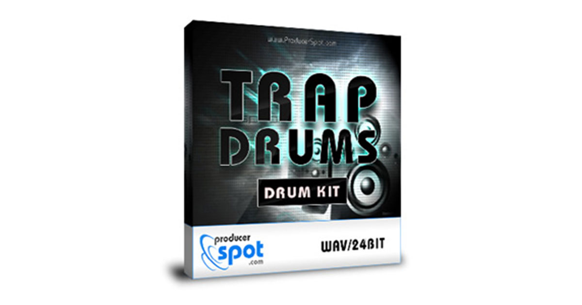 Producerspot - Free 24 Bit Trap Sample Pack | Free Sample Packs