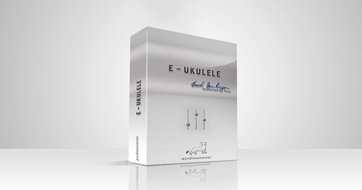 Download Audio Wiesel E-Ukelele Free Kontakt Library