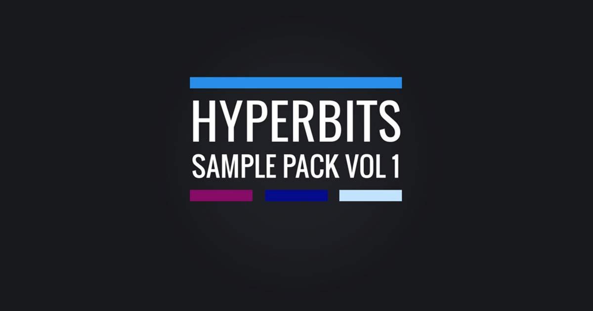 Hyperbits Free Sample Pack Vol 1 | Free Sample Packs