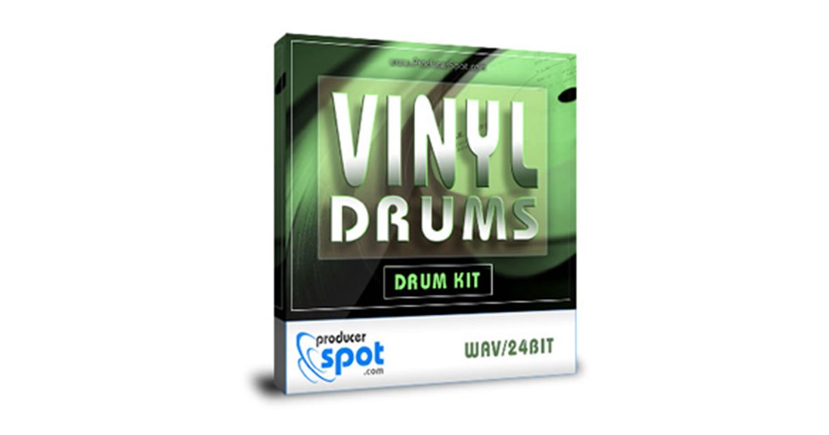 producer spot free vinyl drum kit free sample packs. Black Bedroom Furniture Sets. Home Design Ideas