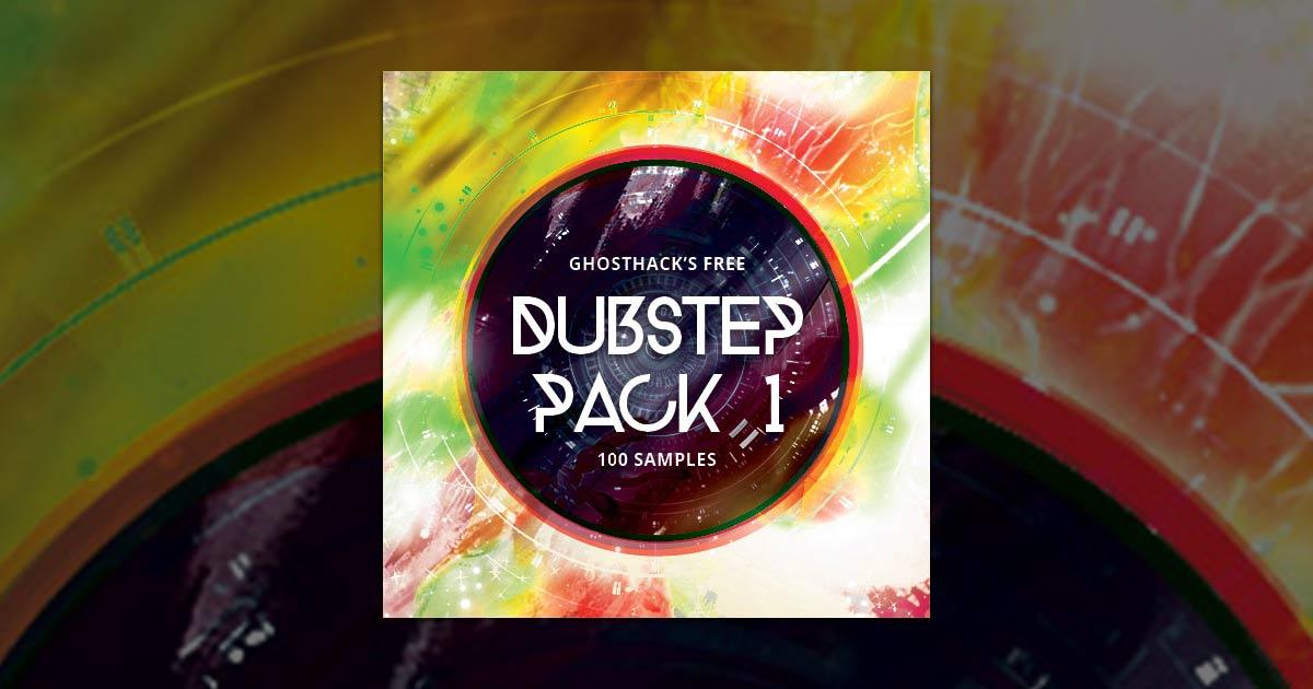 Ghosthack - Free Dubstep Sample Pack 1 - Free Sample Packs