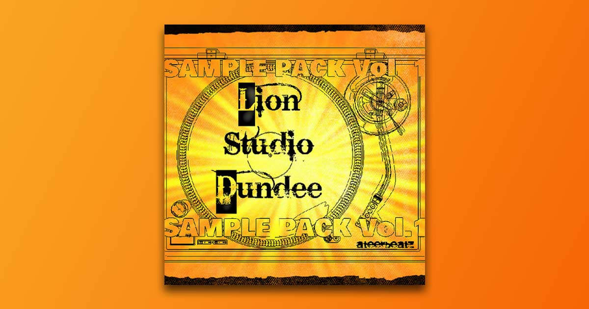 Download Lion Studio Dundee - Free Sample Pack Vol 1 Now