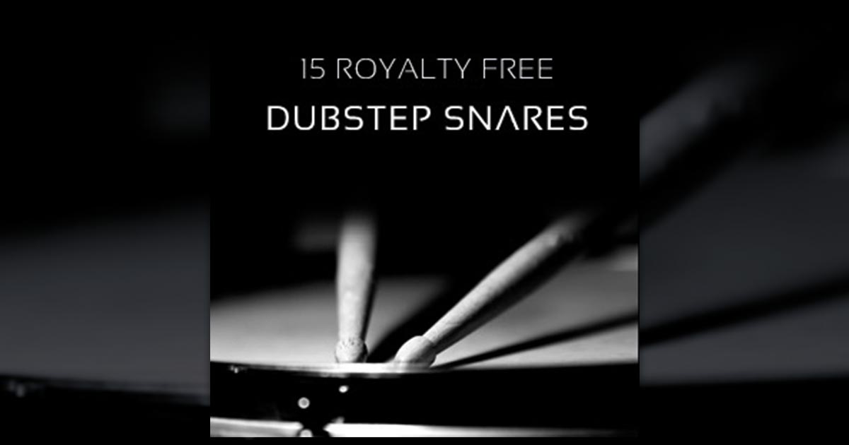 15 Free Dubstep Snares