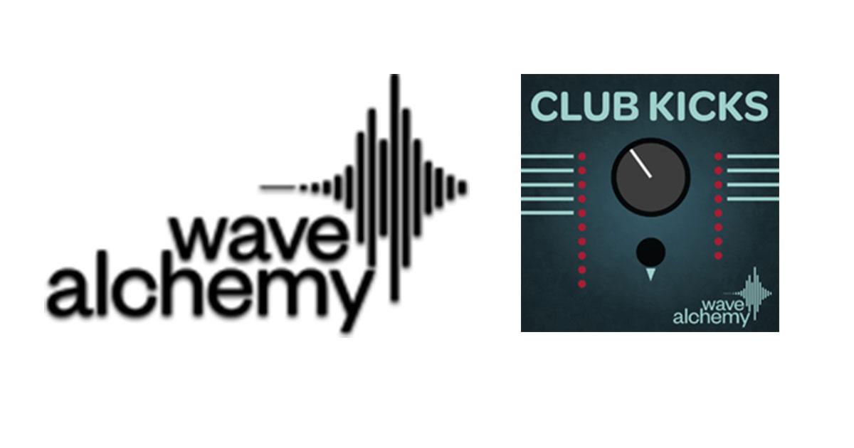 Wave Alchemy - Free Club Kick Drum Samples | Free Sample Packs