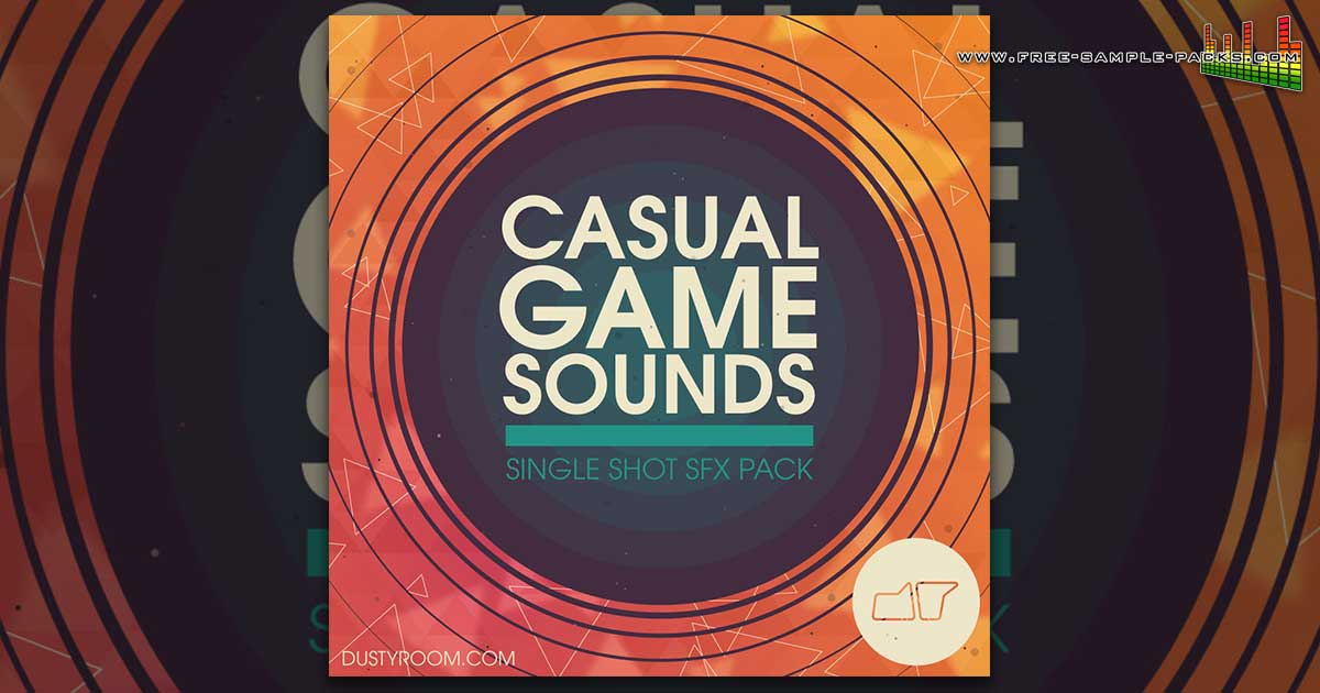 Dustyroom Casual Game Sounds - Single Shot SFX