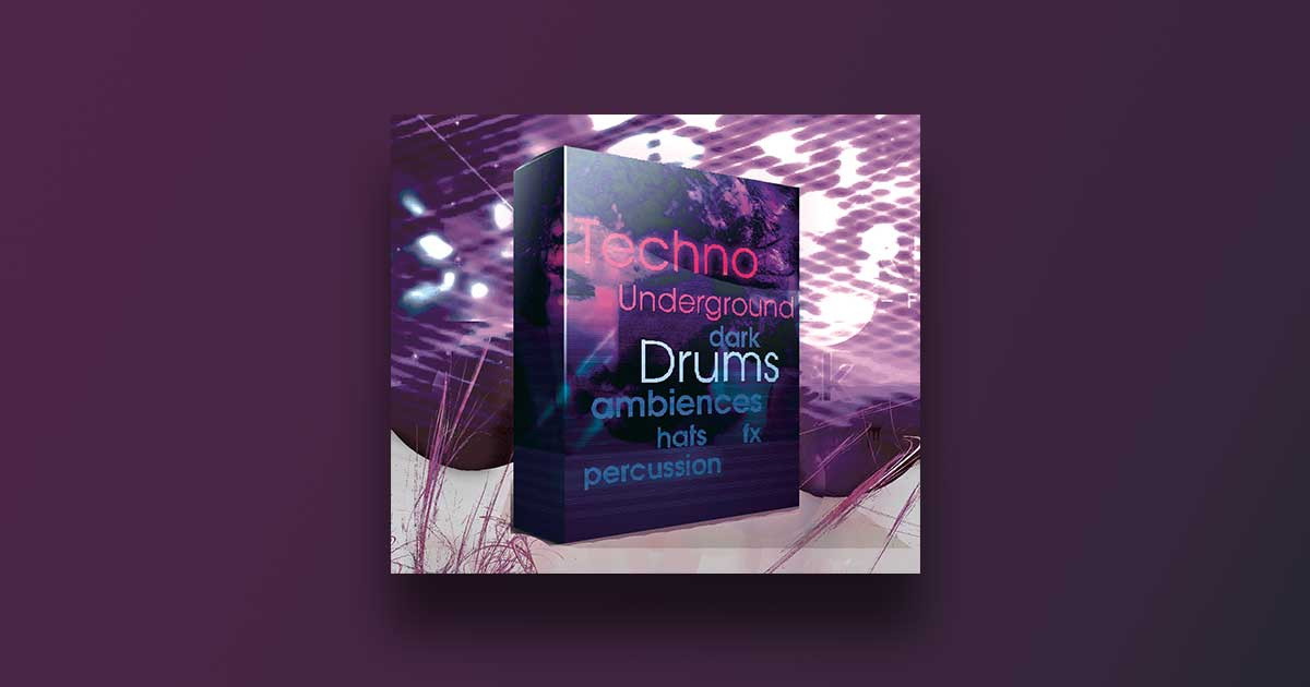 Techno Underground Sample Pack | Free Sample Packs