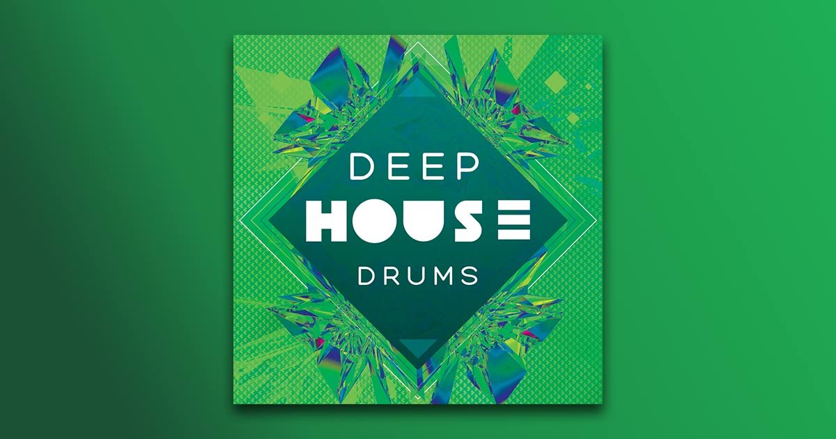 Deep House Drums | Free Sample Packs