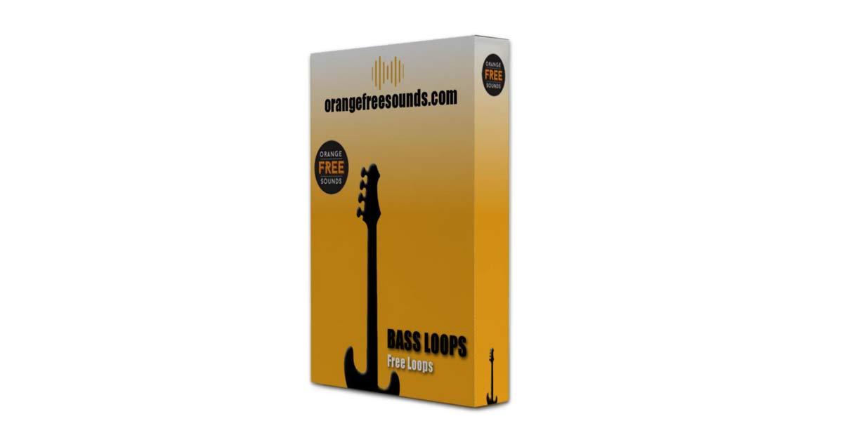 Orange Free Sounds - Free Bass Loop Sample Pack