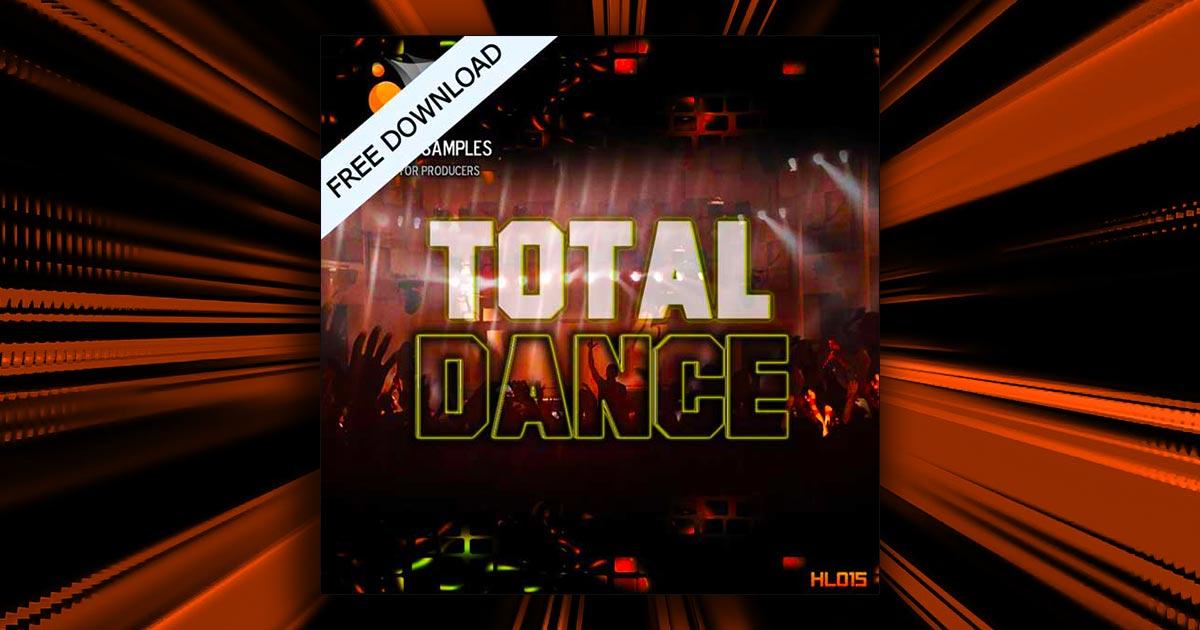 Highlife Samples -Total Dance - Free Sample Pack