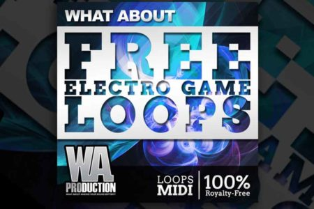 What About: Free Electro Game Loops | Free Sample Packs
