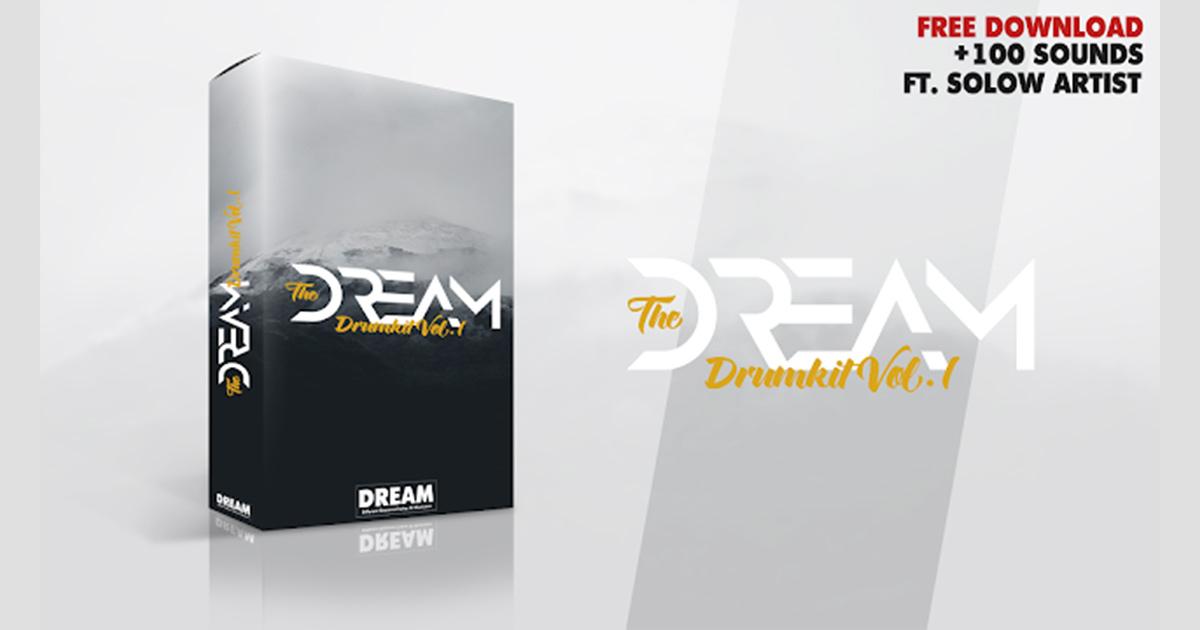 Free Dream Drumkit Sample Pack