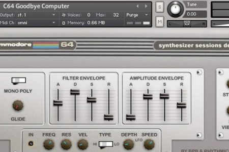 Commodore 64 Synthesizer Sessions DELUXE - Free Sample Packs