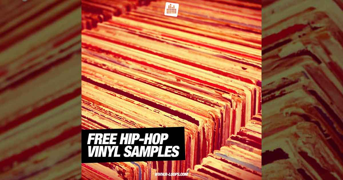 R-Loops - Download Free Hip-Hop Vinyl Samples - Free Sample Packs