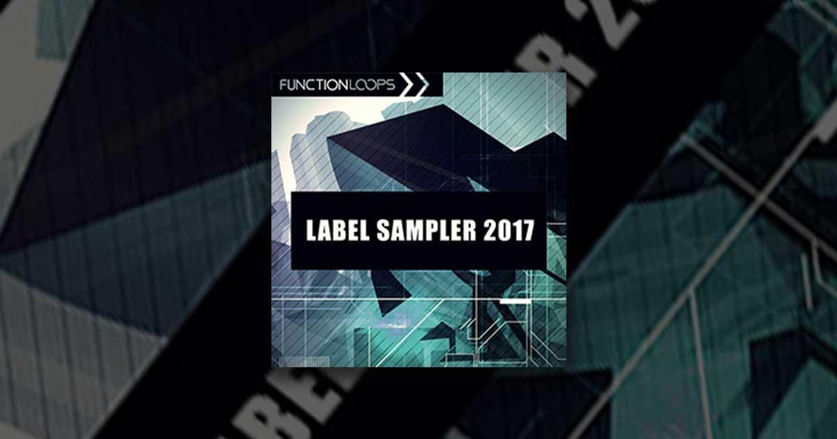Function Loops Label Sampler 2017