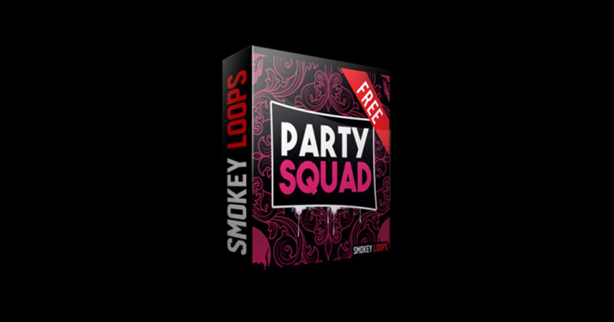 Smokey Loops - Party Squad Free | Free EDM Sample Pack