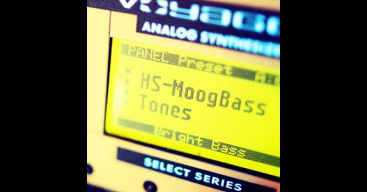 HelloSamples Voyager Bass Tones | Free Sample Packs