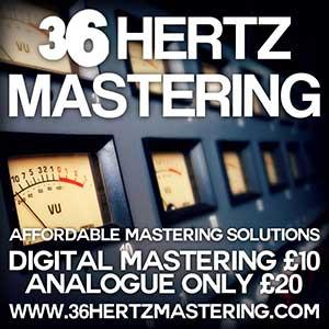 36 Hertz Mastering