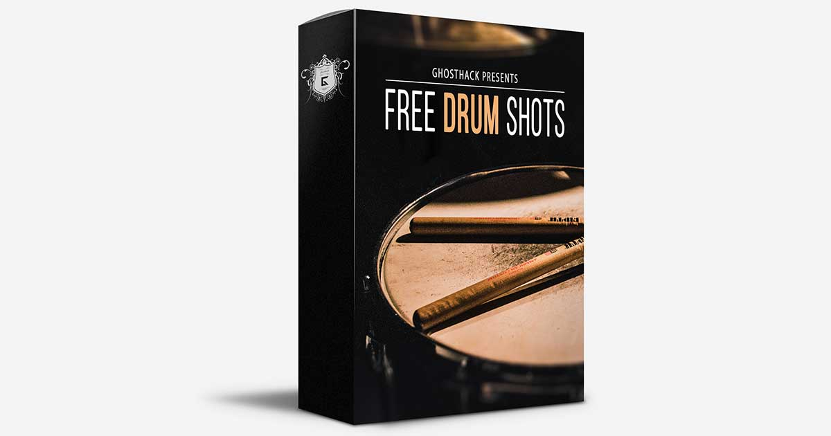 Download Free Drum Samples By Ghosthack