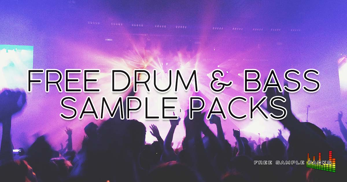drum and bass sample pack free download