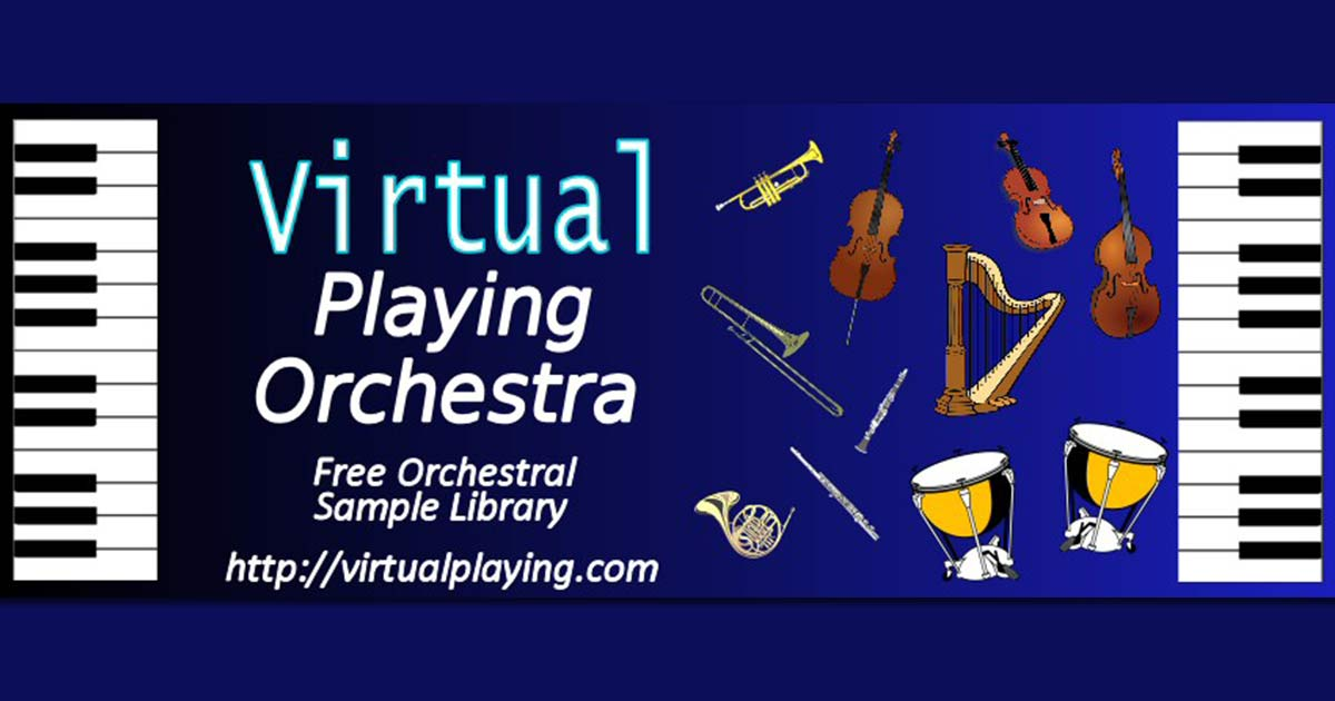 Download Free Virtual Playing Orchestra