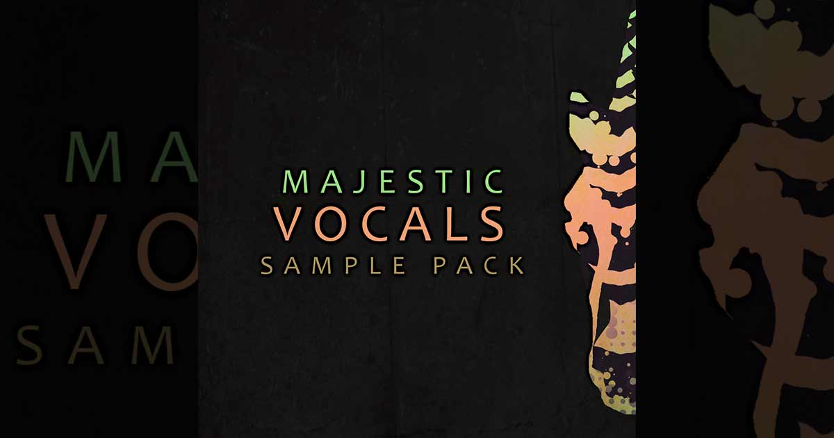 Majestic Entertainment - Free Vocals Sample Pack | Free