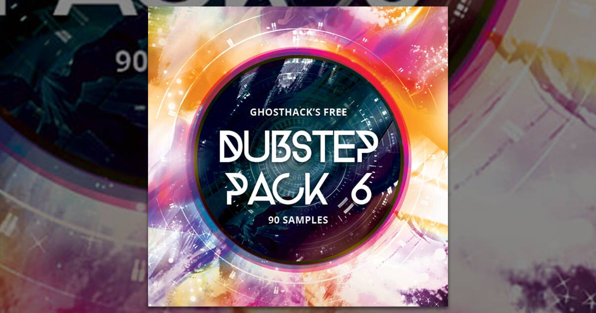 Ghosthack Free Trap And Dubstep Samples - Pack 6