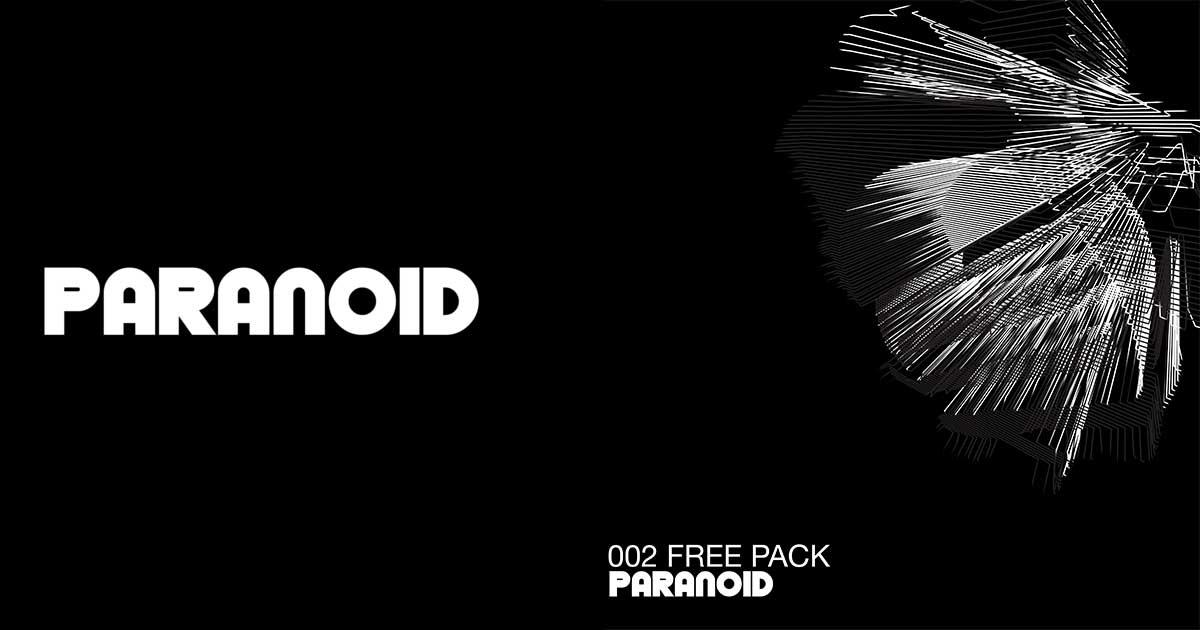 Paranoid Sound - Free Sample Pack 002 | Free Sample Packs
