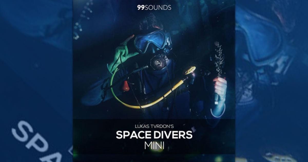 99Sounds Space Divers Mini