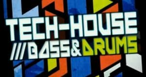 Free Tech House bass and drum loops to download