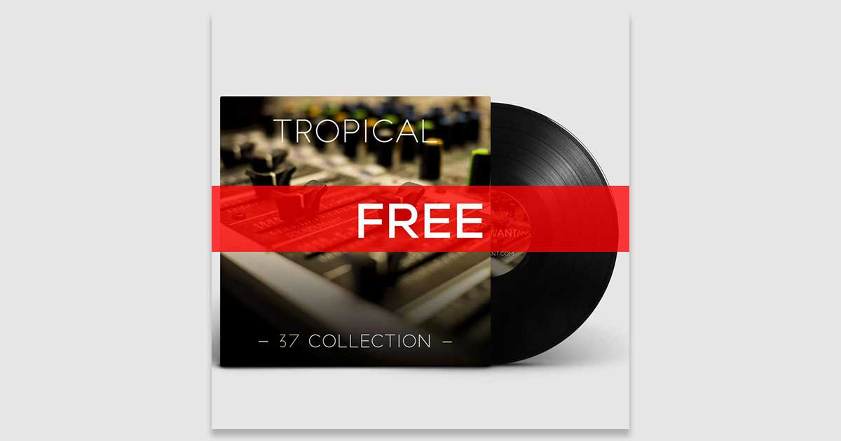 Free Tropical Sample Pack