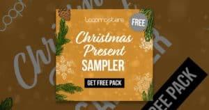 Loopmasters Christmas Present - 2018 Free Sample Pack
