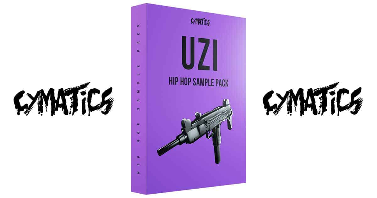 Cymatics Uzi Free Hip Hop Sample Pack