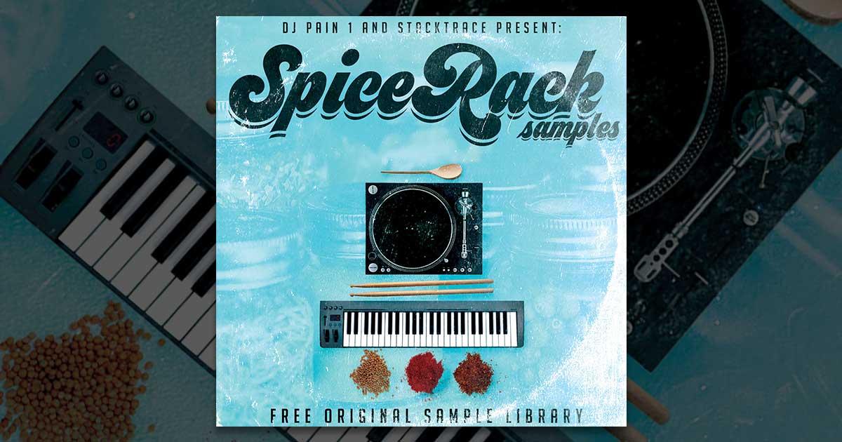 Spice Rack Samples Vol 1