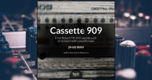 Free Roland 909 Sample Pack Download