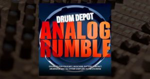 Drum Depot - Analog Rumble - Free Electronic Drum Kit Samples