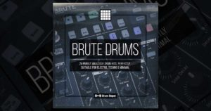 Drum Depot - Brute Drums - Free Drumkit Samples