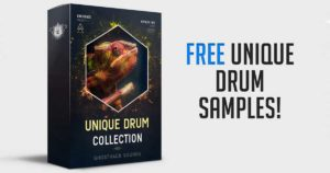 Ghosthack Unique Drum Collection - Free Download For Limited Time