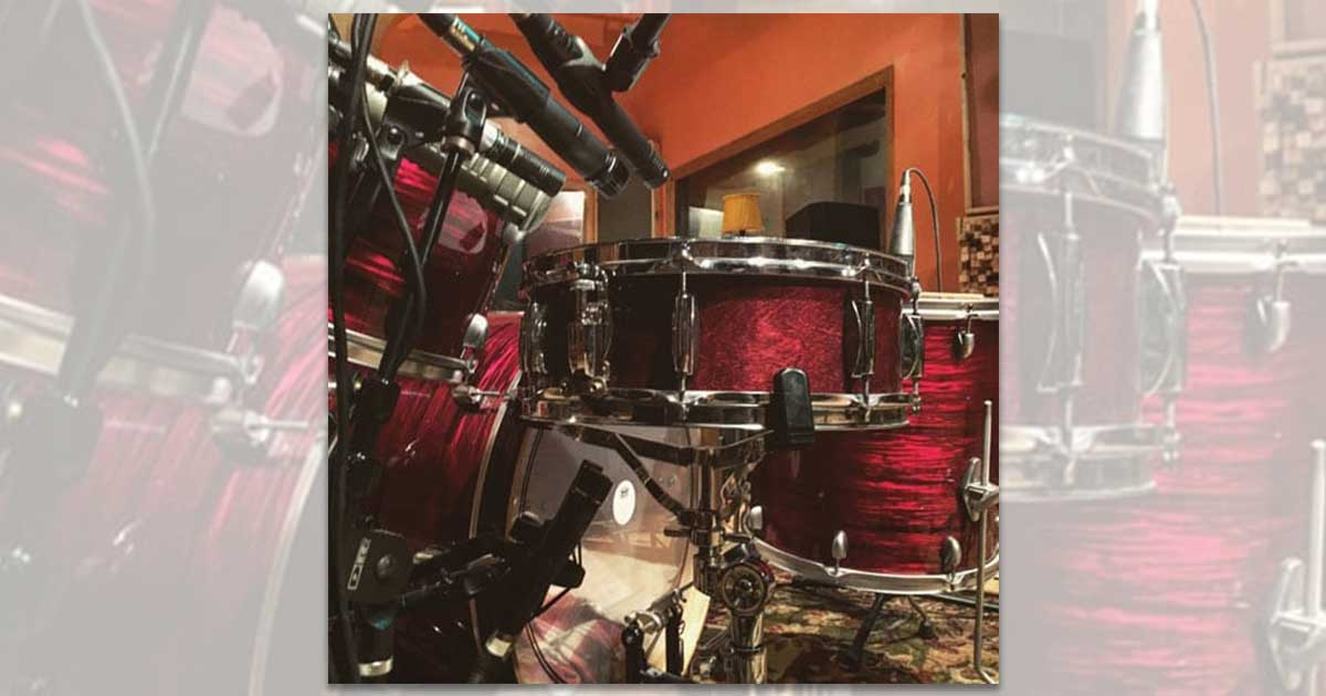 Bad Racket Free Drum Recordings Sample Pack